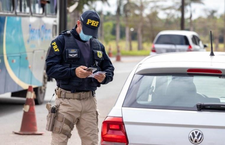 ES: PRF inicia Operação Nossa Senhora Aparecida nas rodovias federais capixabas