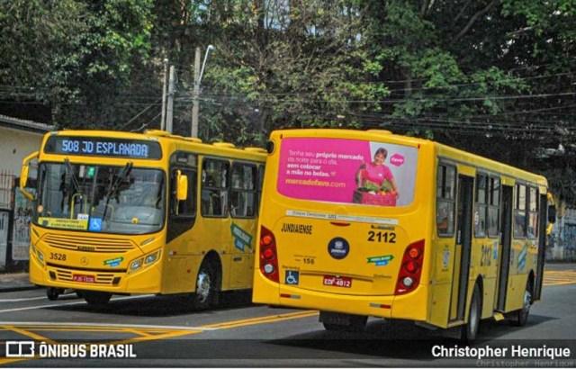 SP: Jundiaí cria nova linha entre os terminais Hortolândia e Vila Arens - revistadoonibus