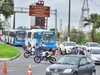 Vitoria: Motociclista morre atropelado por ônibus na segunda ponte - revistadoonibus