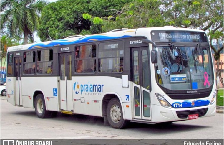 SP: Justiça determina o retorno da Praiamar ao transporte municipal de Caraguatatuba - revistadoonibus