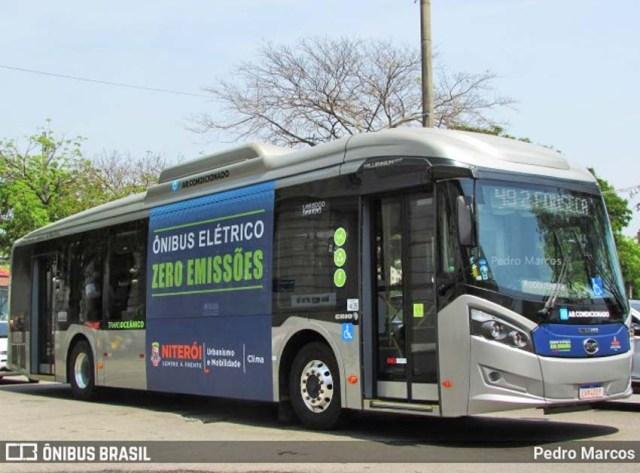 RJ: Vereador de Niterói afirma que mostrará a real intensão da prefeitura na implantação de ônibus elétricos na cidade - revistadoonibus