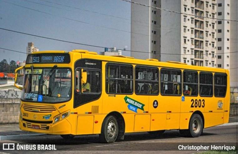 SP: Jundiaí cria nova linha entre os terminais Hortolândia e Vila Arens