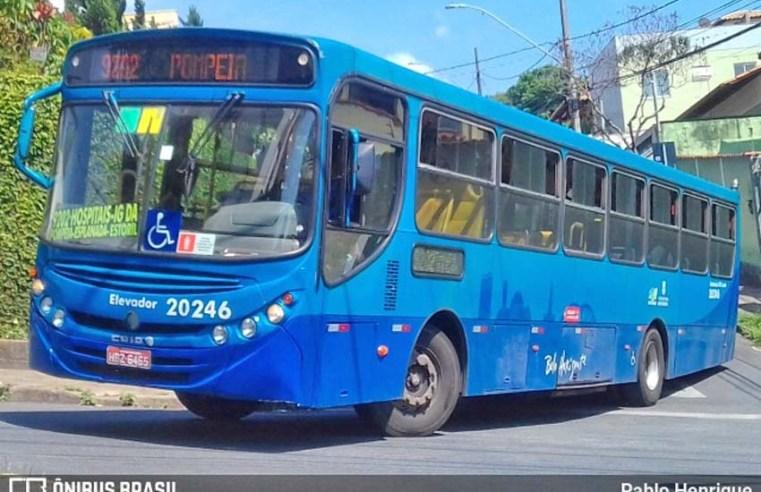 Prefeitura de Belo Horizonte autoriza empresas de ônibus usarem veículos com até 12 anos de fabricação