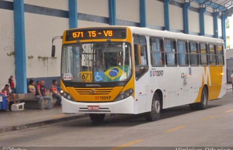 Manaus: Polícia Militar apreende assaltantes de ônibus na Zona Centro-Sul da capital