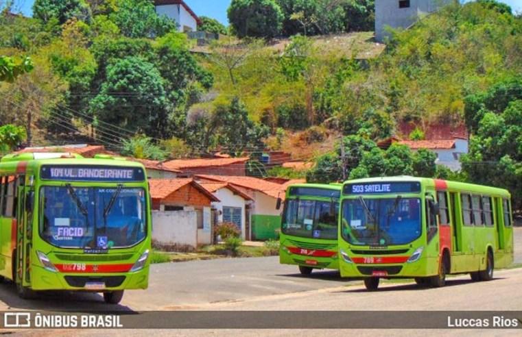 Rodoviários de Teresina anunciam paralisação de ônibus na segunda-feira (18)