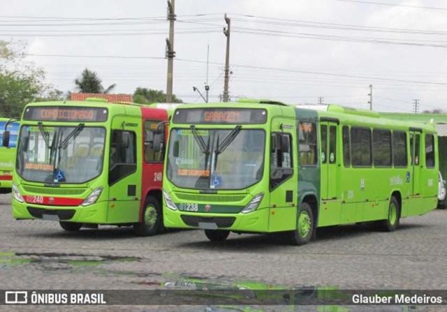 Rodoviários de Teresina anunciam paralisação de ônibus na segunda-feira (18) - revistadoonibus
