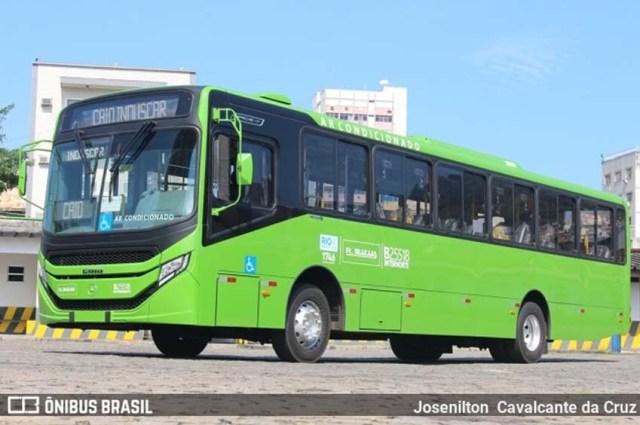Rio: Rodoviária Âncora Matias renova com Caio Apache Vip V Mercedes-Benz - revistadoonibus