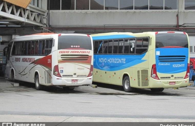 Rodoviária Novo Rio segue com movimento intenso de passageiros nesta manhã