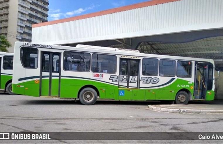 Rio: Transportes Flores altera linha de ônibus na zona oeste da cidade