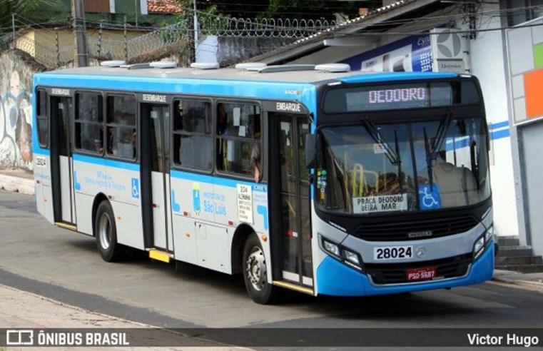 São Luís: Rodoviários da empresa Autoviaria Matos realizam paralisação