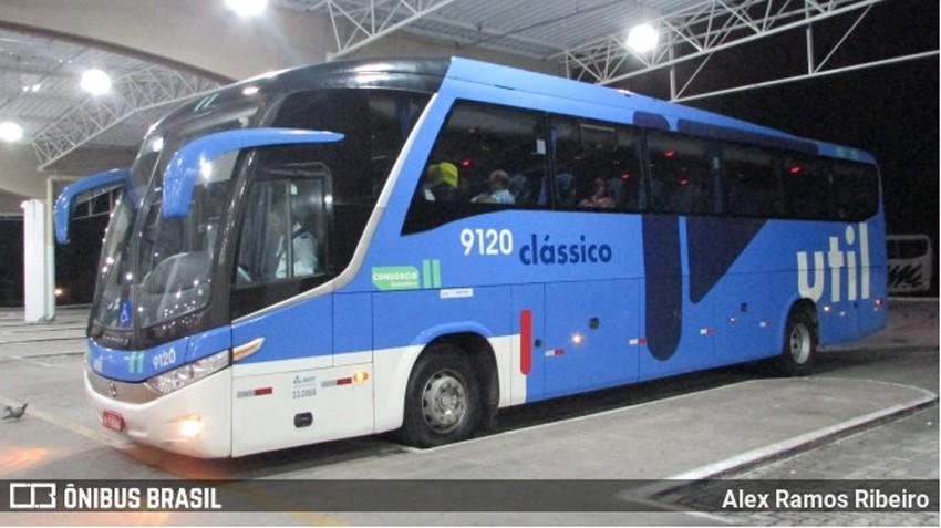 Util disponibiliza dois ônibus extras na Belo Horizonte x Aparecida na véspera do feriado