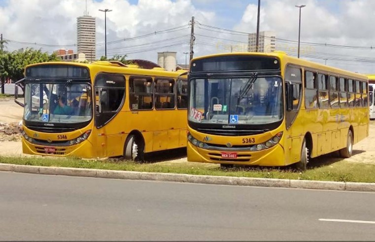 Paralisação de rodoviários em Aracaju segue pelo segundo dia