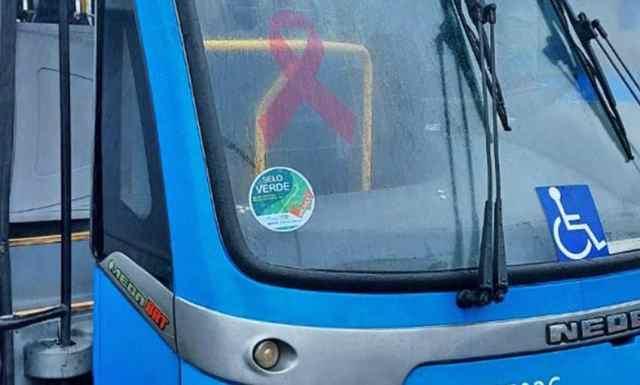 BRT Rio realiza ações do Outubro Rosa na estação Salvador Allende - revistadoonibus