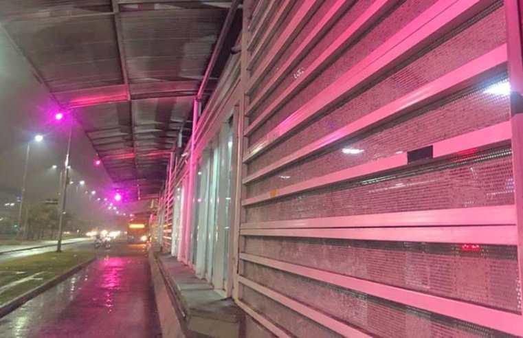 BRT Rio realiza ações do Outubro Rosa na estação Salvador Allende