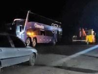 SP: Acidente entre e ônibus da Viação Cometa chama a atenção na Regis Bittencourt - revistadoonibus