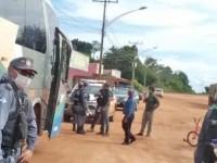 MT: Homem é morto dentro de ônibus em Bom Jesus do Araguaia - revistadoonibus