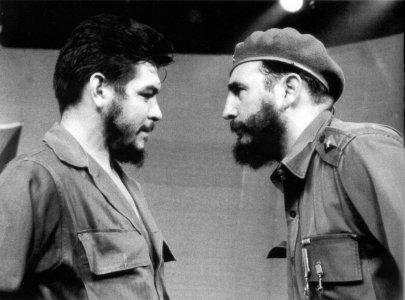 Che Guevara Trotskystas