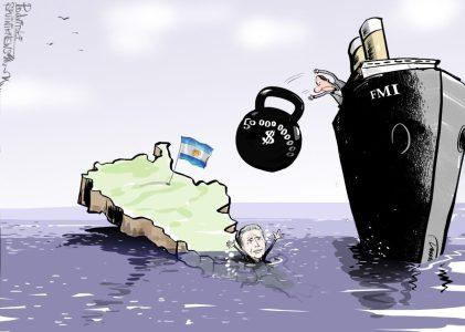 Deuda externa latinoamericana