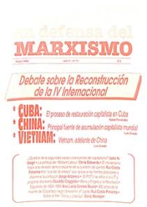 Revista En Defensa del Marxismo 11
