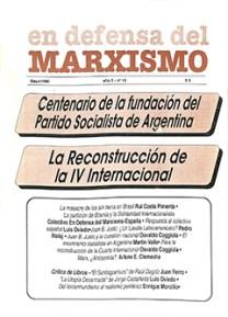 Revista En Defensa del Marxismo 12