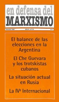 Revista En Defensa del Marxismo 18