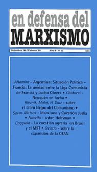 Revista En Defensa del Marxismo 22