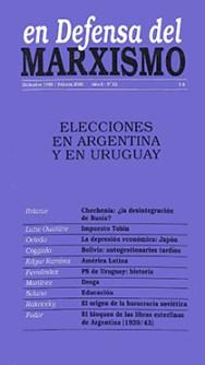 Revista En Defensa del Marxismo 25