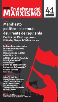 Revista En Defensa del Marxismo 41