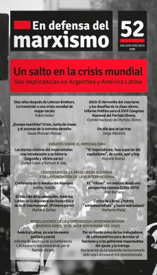 Revista En Defensa del Marxismo 52