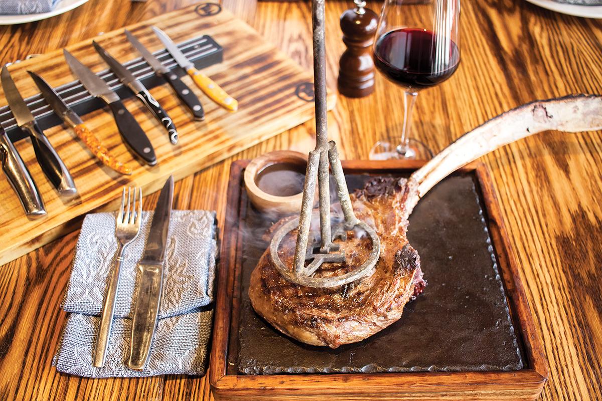 Entre Fuegos los mejores cortes de carne y recetas