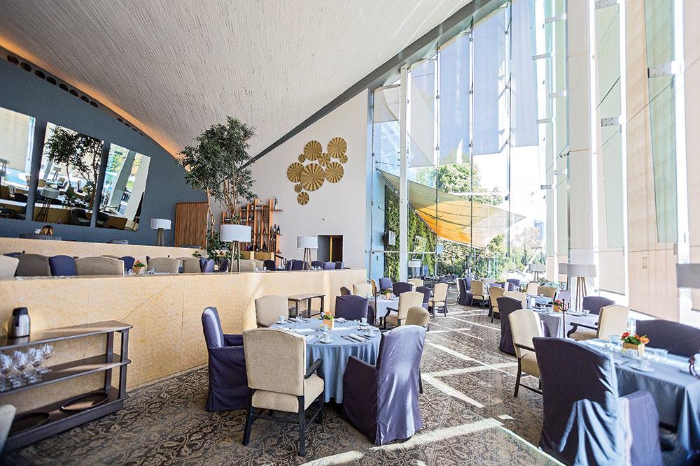 Restaurante El Lago  Revista El Conocedor