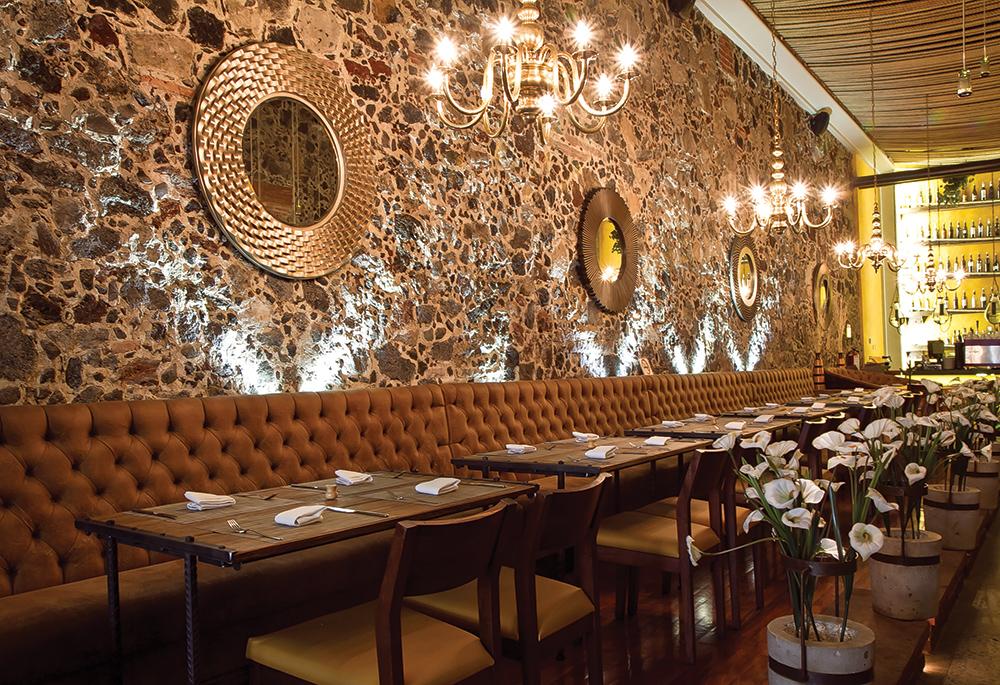 Restaurantes contemporneos con sabor a Mxico  Revista El Conocedor