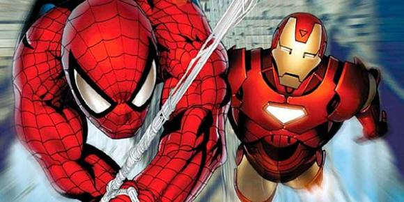 spiderman-ironman