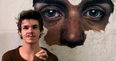 Luiz Escañuela, o artista que extrapola o Real em suas Obras