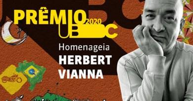 Herbert Vianna é o vencedor do Prêmio UBC 2020