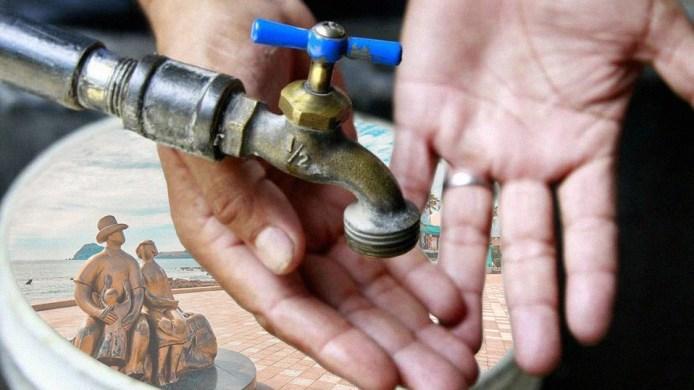 Mazatlán a cuentagotas: El turismo se toma el agua del Puerto   Revista  Espejo