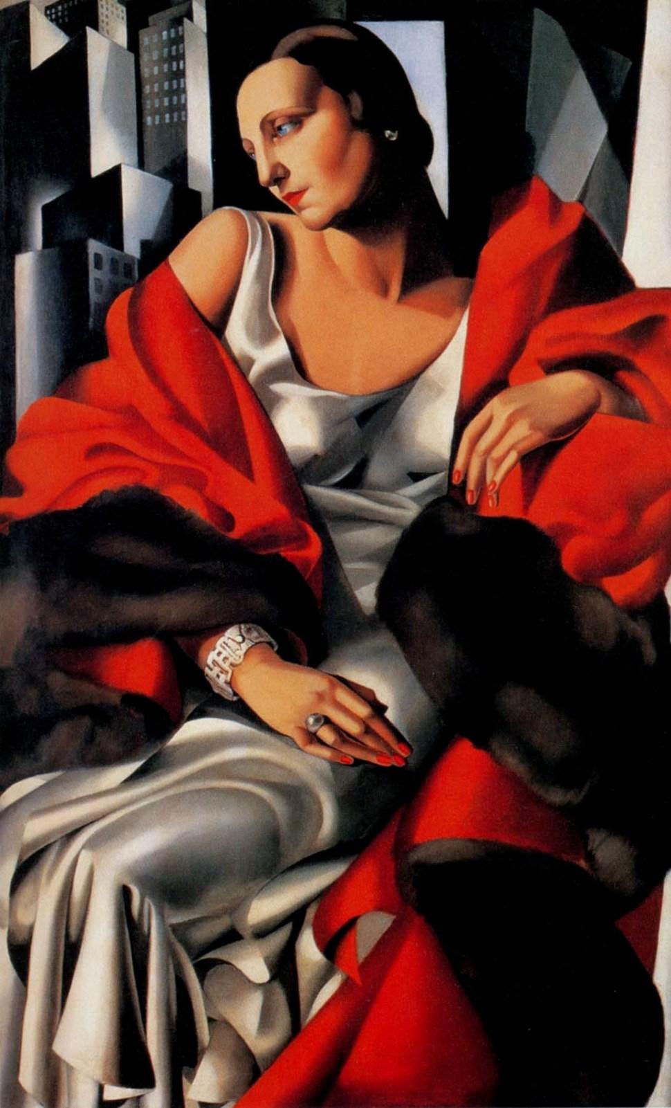 Madame Boucard, 1931