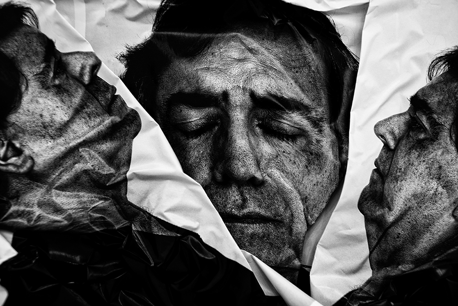 Nelson Garrido por Vasco Szinetar