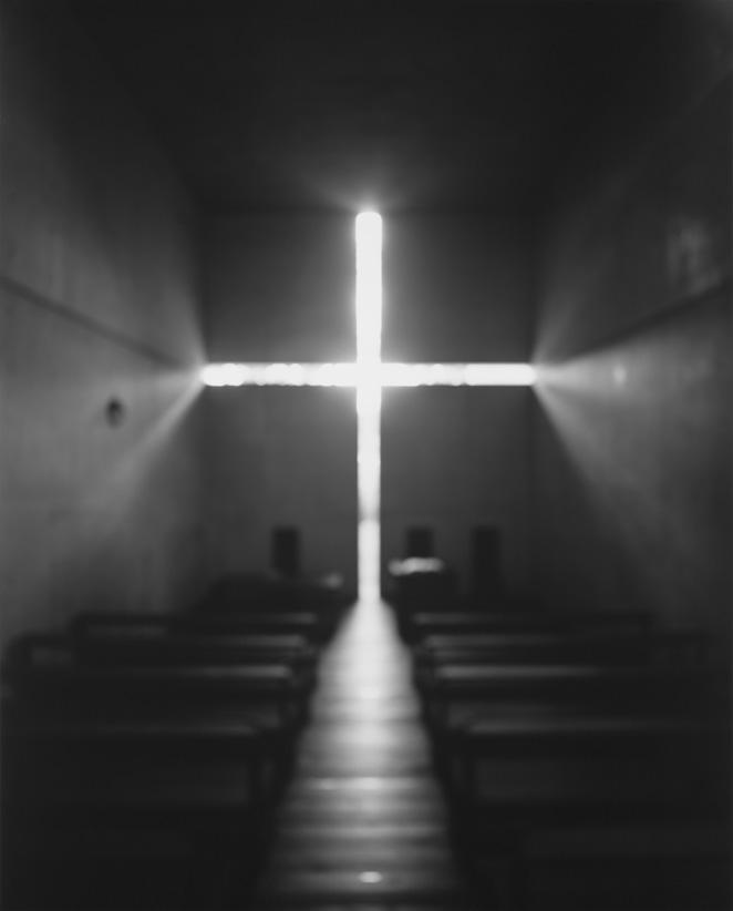 Sugimoto, Hiroshi. Church of the Light, 1977