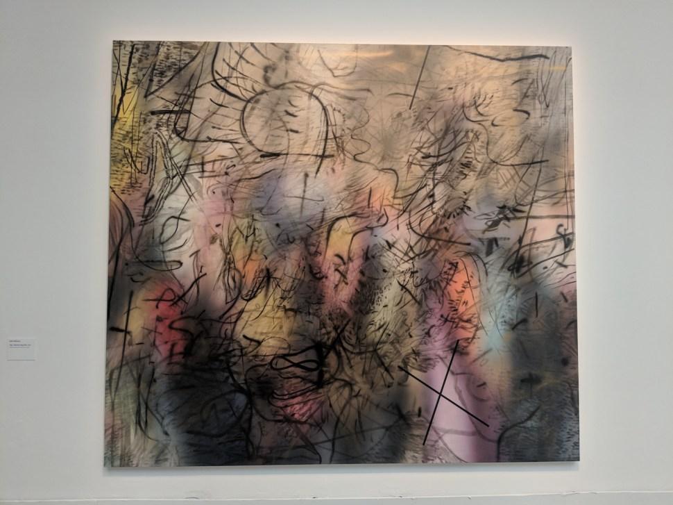 Julie Mehretu, Bienal de Venecia 2019.