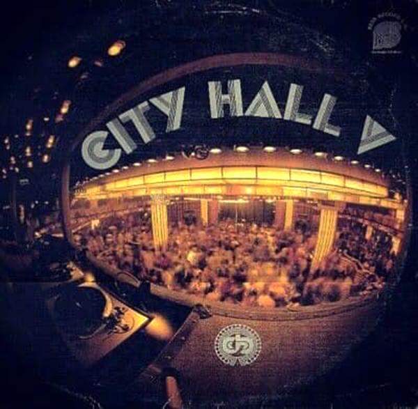 Cubierta del disco City Hall V