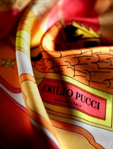 Emilio Pucci Made in Italy