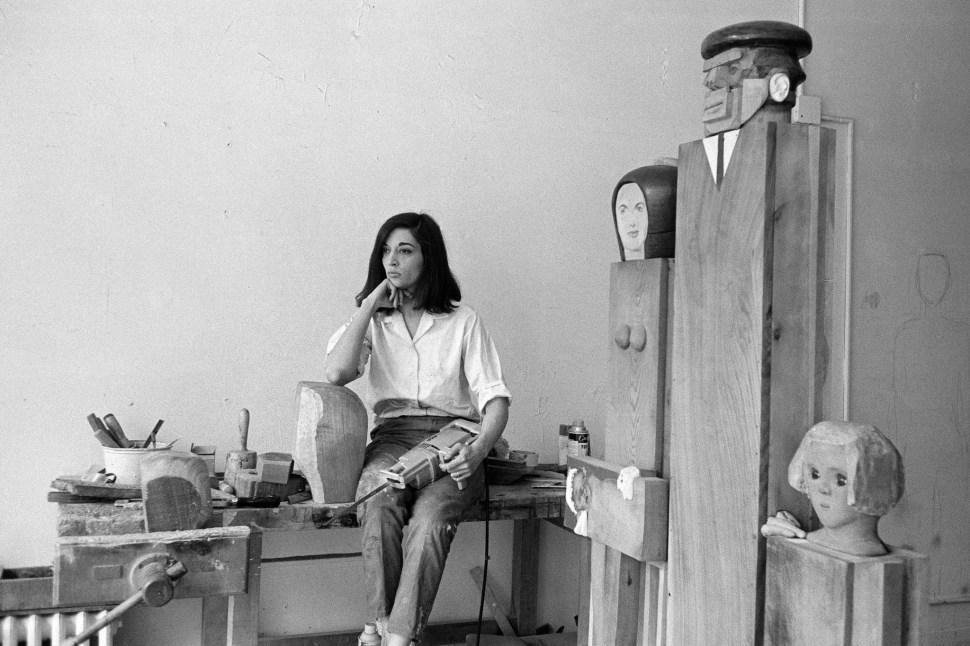 Marisol 1964 The Kennedy Family. Foto Sam Falk The New York Times
