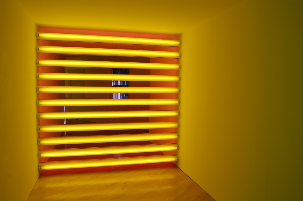 Dan Flavin untitled (to Robert Joe and Michael) 1975-81 Foto Andrew Russeth