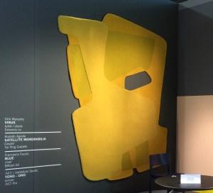 Rodolfo Agrella Satellite Memorabilia. Tai Ping carpets, SaloneSatellite collection 2017