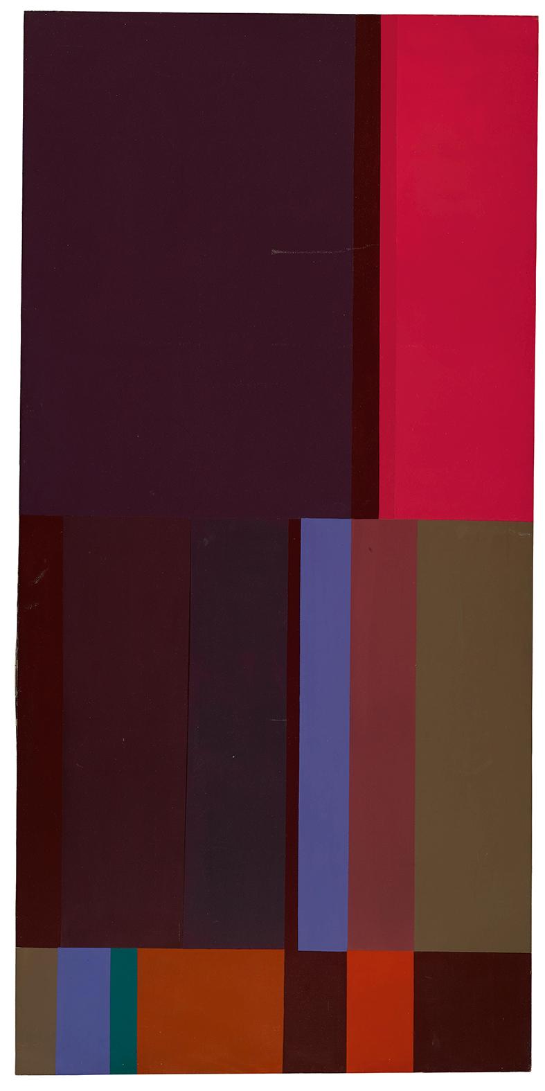 Mercedes Pardo Composición 1978. Sothebys, mayo 2007 NY.