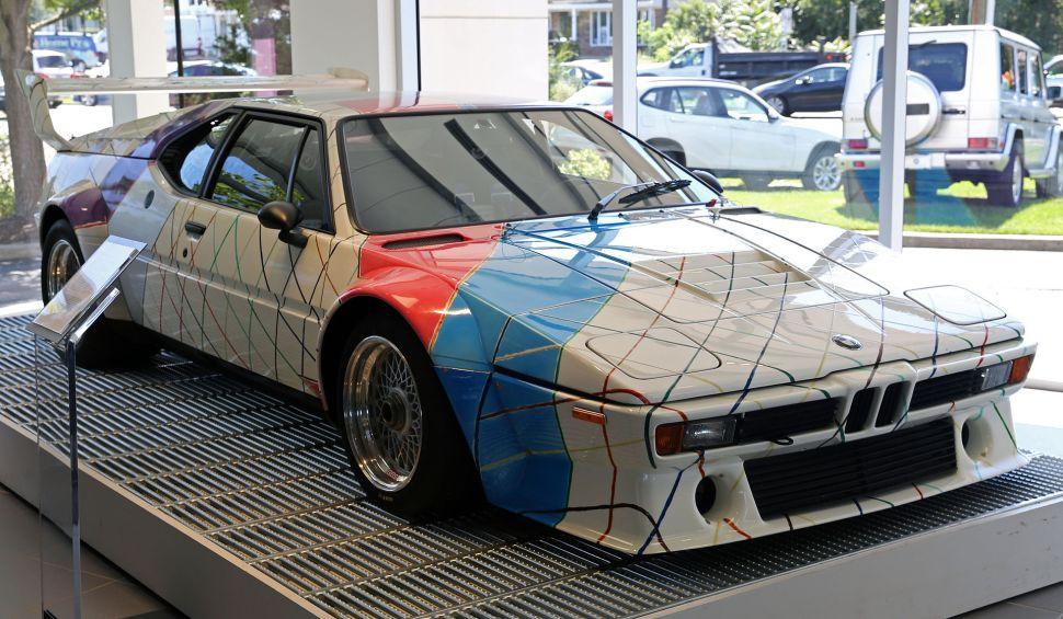 Frank Stella BMW1979