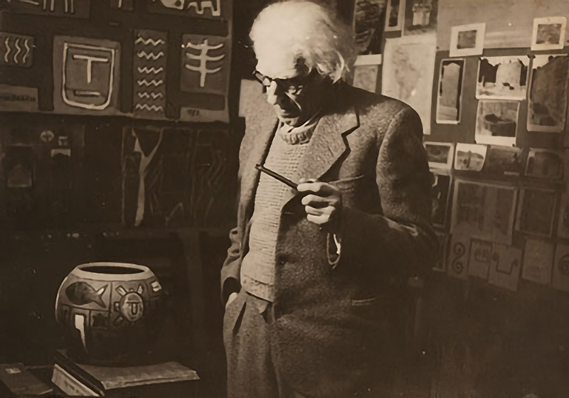 Joaquín Torres García 1942
