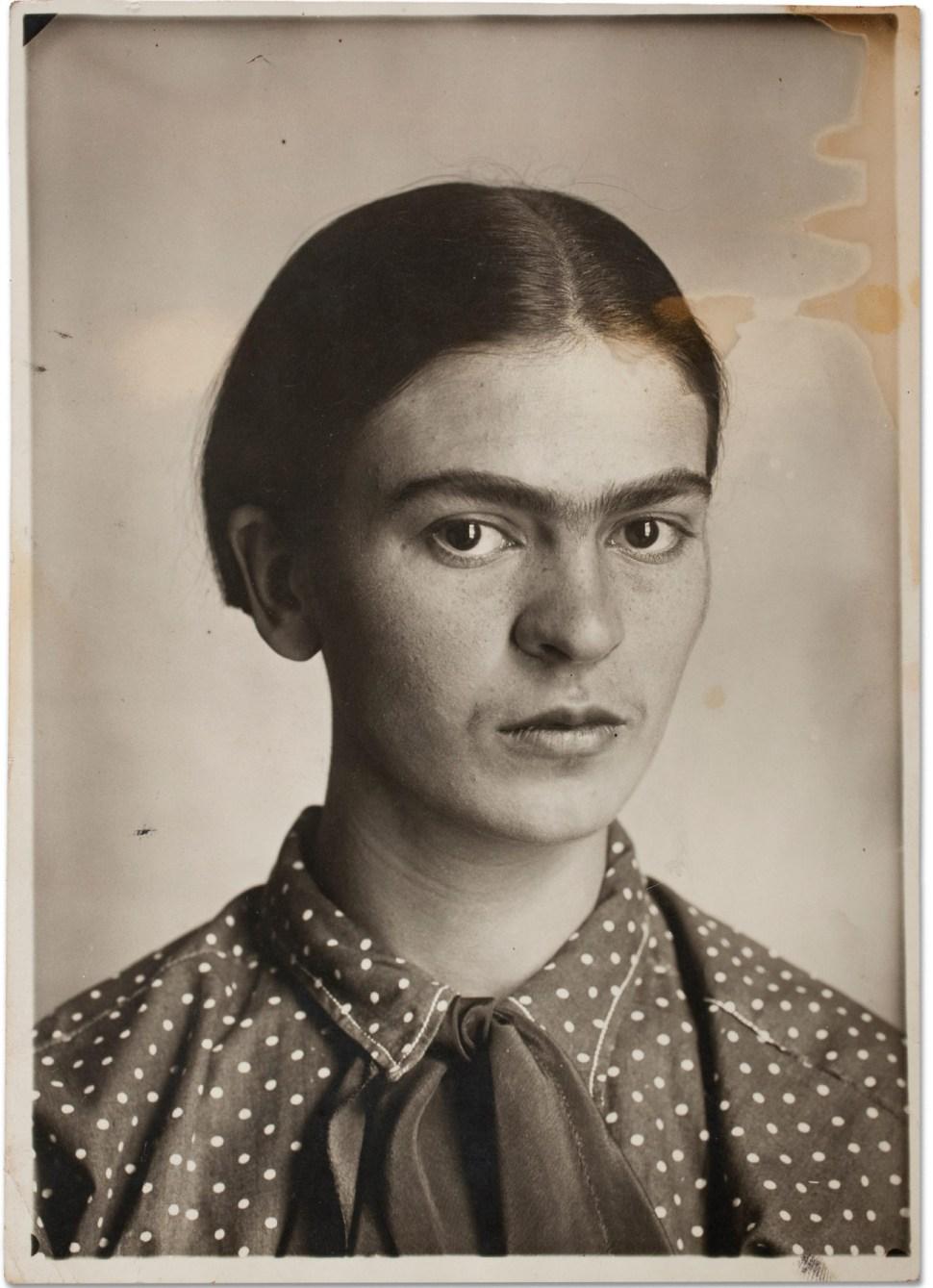 Guillermo Kahlo, Frida Kahlo, c.1926.