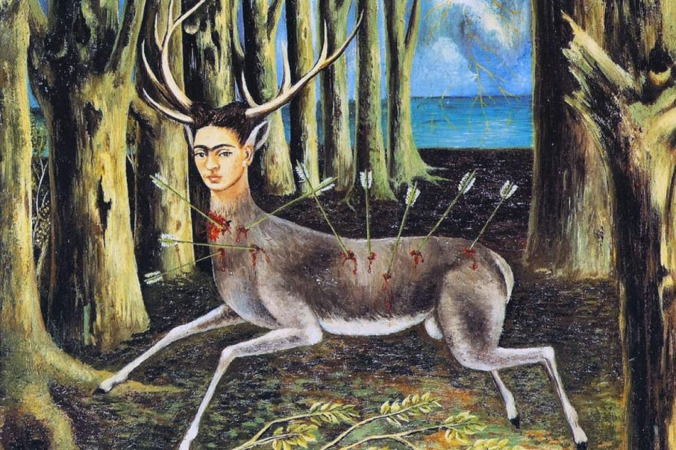 Frida Kahlo. El venado herido, 1946